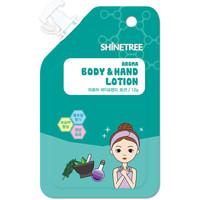 Bellezza Idratanti & nutrienti Shinetree Aroma Body & Hand Lotion
