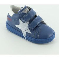 Scarpe Unisex bambino Sneakers basse Falcotto SALAZAR polacchino velcro Blu