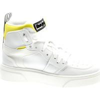 Scarpe Donna Sneakers Hot-Jump POPSTAR/V016 Bianco