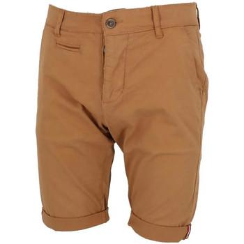 Abbigliamento Uomo Shorts / Bermuda La Maison Blaggio MB-VENILI-2 Marrone