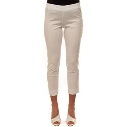Abbigliamento Donna Chino Maria Bellentani 5204-2000100 Bianco