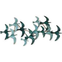 Casa Dipinti, tele Signes Grimalt Ornamento Da Parete Con Uccelli Verde