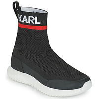 Scarpe Bambino Sneakers alte Karl Lagerfeld PELINDRA Nero