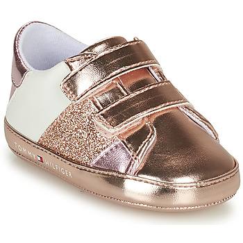 Scarpe Bambina Sneakers basse Tommy Hilfiger T0A4-31136-0268A081 Rosa
