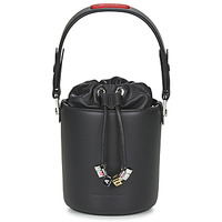 Borse Donna Tracolle Karl Lagerfeld K/CHARMS SMALL BUCKET Nero