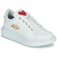 Scarpe Donna Sneakers basse Love Moschino JA15204G0D Bianco