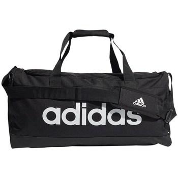 Borse Borse da sport adidas Originals Linear Duffel M Bianco, Nero