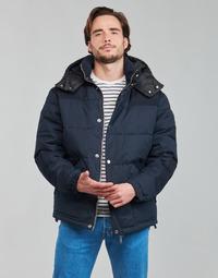Abbigliamento Uomo Giubbotti Armani Exchange 6KZB27 Marine