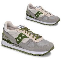 Scarpe Uomo Sneakers basse Saucony SHADOW ORIGINAL Grigio / Verde