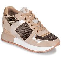 Scarpe Donna Sneakers basse Gioseppo LILESAND Beige / Oro