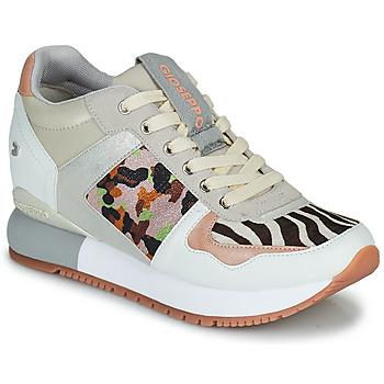 Scarpe Donna Sneakers basse Gioseppo GISKE Bianco / Multico
