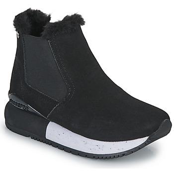 Scarpe Bambina Sneakers alte Gioseppo NORDEN Nero