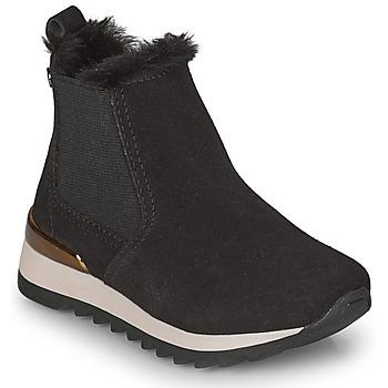 Scarpe Bambina Sneakers alte Gioseppo ORTRAND Nero