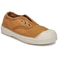 Scarpe Unisex bambino Sneakers basse Bensimon TENNIS ELLY ENFANT Giallo