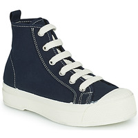 Scarpe Unisex bambino Sneakers alte Bensimon STELLA B79 ENFANT Blu