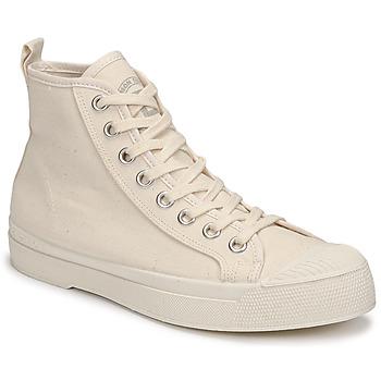 Scarpe Donna Sneakers alte Bensimon STELLA B79 Beige