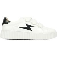 Scarpe Donna Sneakers basse Vanessa Wu Eclair Bianco