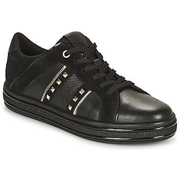 Scarpe Donna Sneakers basse Geox LEELU Nero