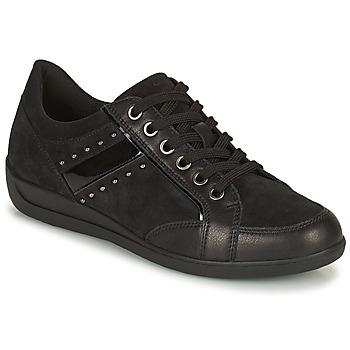 Scarpe Donna Sneakers basse Geox MYRIA Nero