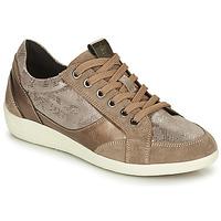 Scarpe Donna Sneakers basse Geox MYRIA Oro