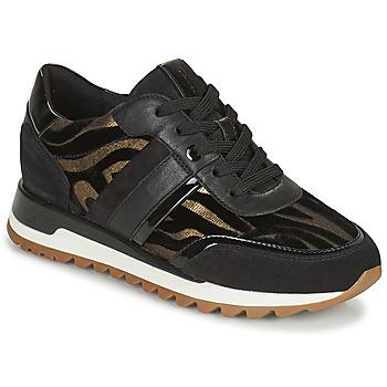 Scarpe Donna Sneakers basse Geox TABELYA Nero