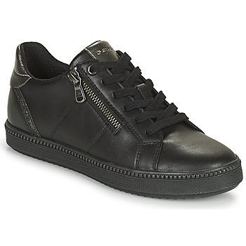 Scarpe Donna Sneakers basse Geox BLOMIEE Nero