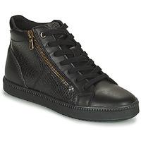 Scarpe Donna Sneakers alte Geox BLOMIEE Nero