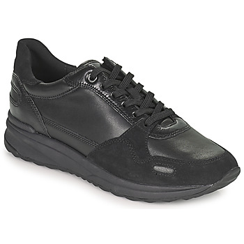 Scarpe Donna Sneakers basse Geox AIRELL Nero