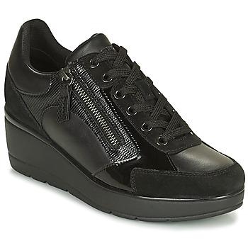 Scarpe Donna Sneakers basse Geox ILDE Nero