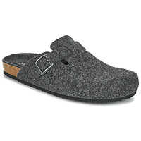 Scarpe Uomo Pantofole Geox GHITA Grigio