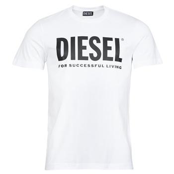 Abbigliamento Uomo T-shirt maniche corte Diesel T-DIEGOS-ECOLOGO Bianco