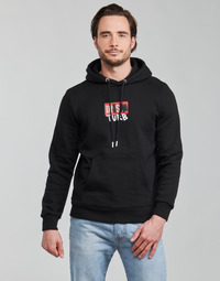 Abbigliamento Uomo Felpe Diesel S-GIRK-HOOD-B8 Nero