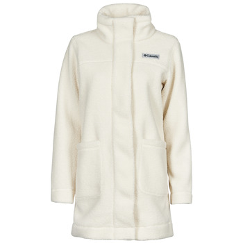 Abbigliamento Donna Cappotti Columbia PANORAMA LONG JACKET Bianco