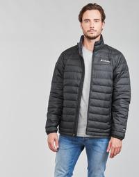 Abbigliamento Uomo Piumini Columbia POWDER LITE JACKET Nero
