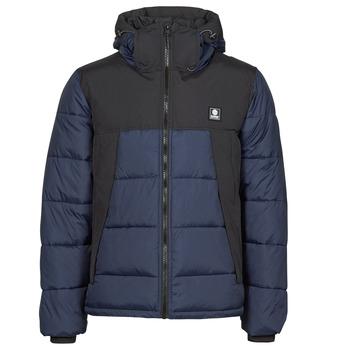 Abbigliamento Uomo Piumini Element DULCEY PUFF CONTRASTED Blu