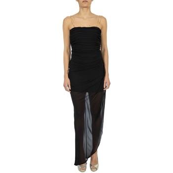 Abbigliamento Donna Abiti lunghi Anna Molinari 24205-0140 Nero