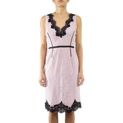 Abbigliamento Donna Abiti corti Anna Molinari 24105-2702 Rosa