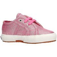 Scarpe Bambina Sneakers Superga 2750 LAMEB Rosa