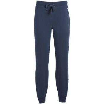 Abbigliamento Donna Pantaloni da tuta Deha PANTALONE JOGGER TUTA DONNA Navy