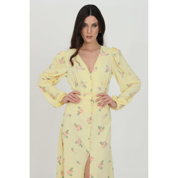 Abbigliamento Donna Camicie Glamorous Camicie KK0192YELLOW PINK ROSE Yellow pink rose