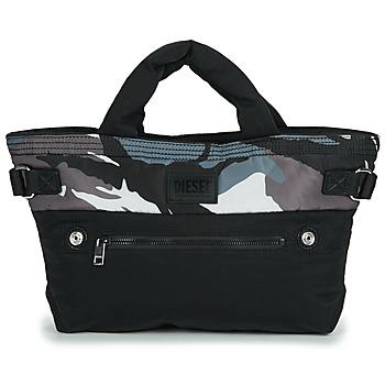 Borse Donna Tote bag / Borsa shopping Diesel GYNEVRA Blu / Grigio