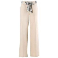 Abbigliamento Donna Pantaloni morbidi / Pantaloni alla zuava Café Noir CafèNoir Pantalone Polvere Altri