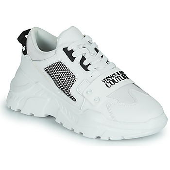 Scarpe Uomo Sneakers basse Versace Jeans Couture DOLINE Bianco