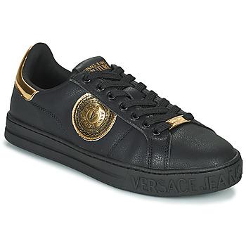 Scarpe Uomo Sneakers basse Versace Jeans Couture REMI Nero