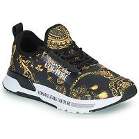 Scarpe Donna Sneakers basse Versace Jeans Couture REMO Nero / Stampato