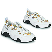 Scarpe Donna Sneakers basse Versace Jeans Couture FELINA Bianco / Stampato