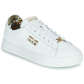 Scarpe Donna Sneakers basse Versace Jeans Couture REMO Bianco