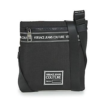Borse Uomo Pochette / Borselli Versace Jeans Couture FITERRO Nero