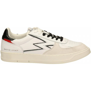 Scarpe Uomo Sneakers Moa Concept MASTER GROUND white-red