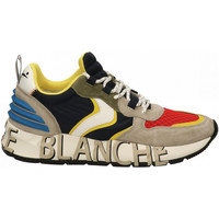 Scarpe Uomo Sneakers Voile Blanche CLUB 12 grey-red